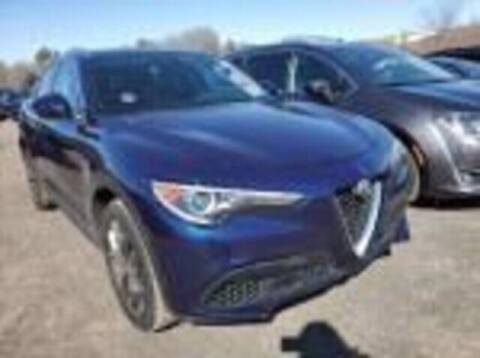 2019 Alfa Romeo Stelvio for sale at Hickory Used Car Superstore in Hickory NC
