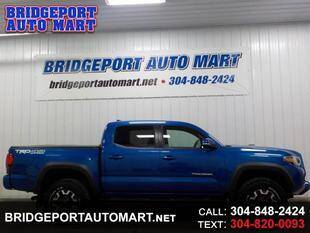 2018 Toyota Tacoma for sale at Bridgeport Auto Mart in Bridgeport WV