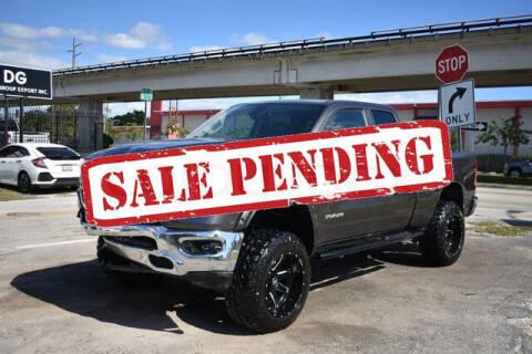 2020 RAM Ram Pickup 1500 for sale at ELITE MOTOR CARS OF MIAMI in Miami FL
