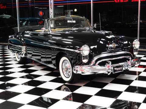 1950 Oldsmobile FUTURAMIC 88 for sale at Wagner's Classic Cars in Bonner Springs KS