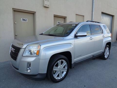 2012 GMC Terrain for sale at Selective Motor Cars in Miami FL