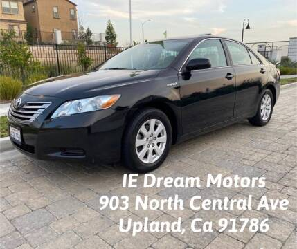2009 Toyota Camry Hybrid for sale at IE Dream Motors-Upland in Upland CA