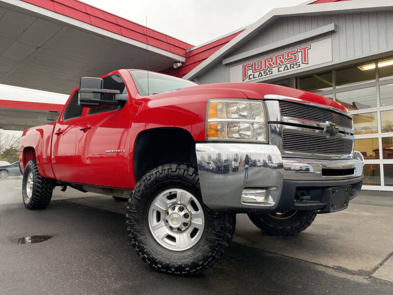 2008 Chevrolet Silverado 2500HD for sale at Furrst Class Cars LLC in Charlotte NC