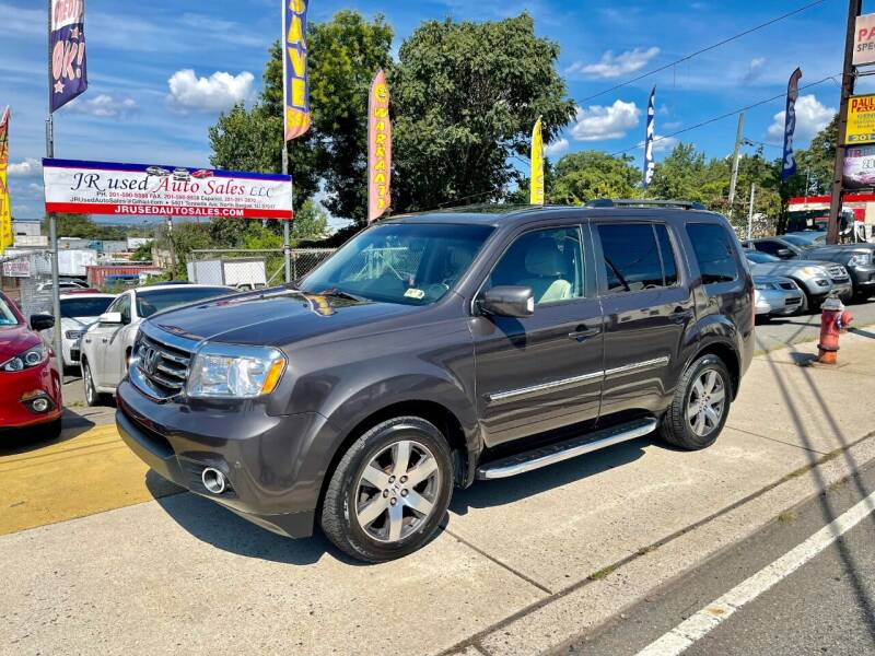 2012 Honda Pilot for sale at JR Used Auto Sales in North Bergen NJ