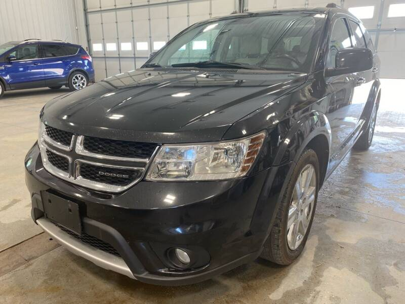 2012 Dodge Journey for sale at RDJ Auto Sales in Kerkhoven MN