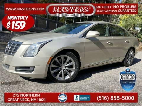 2013 Cadillac XTS for sale at European Masters in Great Neck NY
