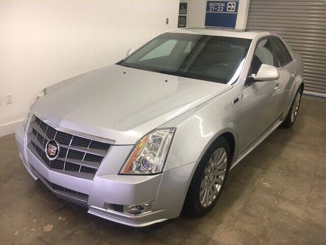 2011 Cadillac CTS for sale at CHAGRIN VALLEY AUTO BROKERS INC in Cleveland OH