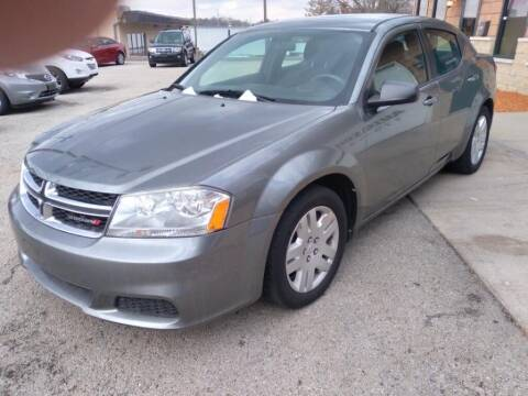 2013 Dodge Avenger for sale at Auto Solutions of Rockford in Rockford IL