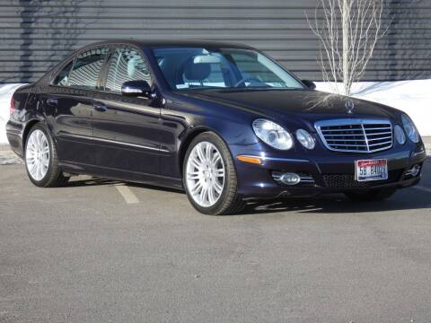 2008 Mercedes-Benz E-Class for sale at Sun Valley Auto Sales in Hailey ID