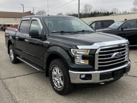 2015 Ford F-150 for sale at Miller Auto Sales in Saint Louis MI