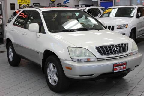 2003 Lexus RX 300 for sale at Windy City Motors in Chicago IL