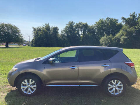 2011 Nissan Murano for sale at East Coast Auto Sales llc in Virginia Beach VA