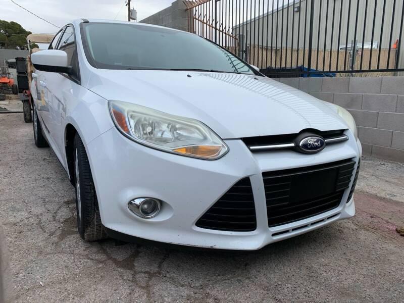 2012 Ford Focus for sale at Boktor Motors in Las Vegas NV