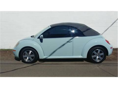 2006 Volkswagen New Beetle for sale at Chehalis Auto Center in Chehalis WA