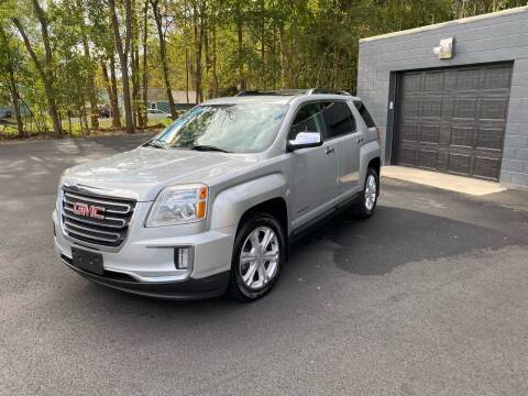 2016 GMC Terrain for sale at Bluebird Auto in South Glens Falls NY