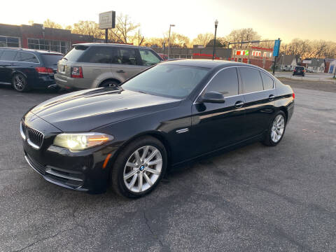 2014 BMW 5 Series for sale at BWK of Columbia in Columbia SC