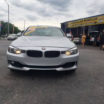 2015 BMW 3 Series for sale at 4 Guys Auto in Tampa FL