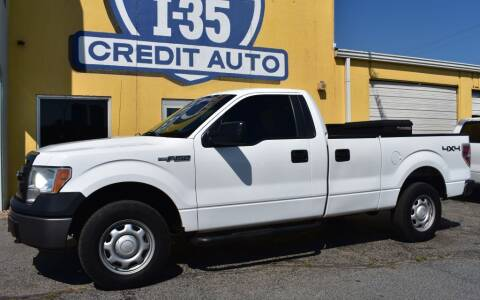 2014 Ford F-150 for sale at Buy Here Pay Here Lawton.com in Lawton OK