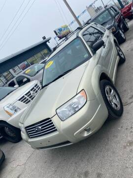 2007 Subaru Forester for sale at Car Barn of Springfield in Springfield MO