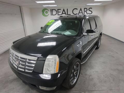 2007 Cadillac Escalade ESV for sale at Ideal Cars Atlas in Mesa AZ