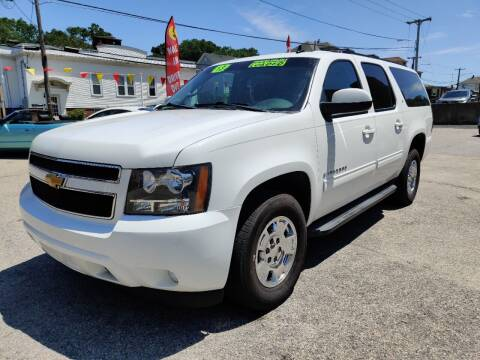 2013 Chevrolet Suburban for sale at Porcelli Auto Sales in West Warwick RI