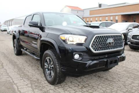 2018 Toyota Tacoma for sale at SHAFER AUTO GROUP in Columbus OH