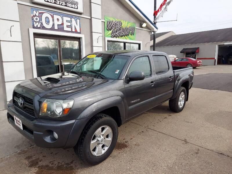 2011 Toyota Tacoma for sale at MARIETTA MOTORS LLC in Marietta OH