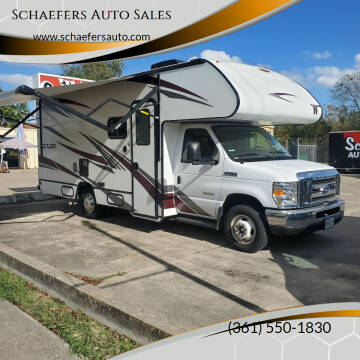 2019 WINNIEBAGO OUTLOOK for sale at Schaefers Auto Sales in Victoria TX