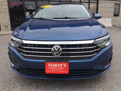 2019 Volkswagen Jetta for sale at NORM'S USED CARS INC - Trucks By Norm's in Wiscasset ME