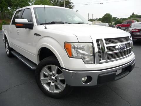 2011 Ford F-150 for sale at Wade Hampton Auto Mart in Greer SC