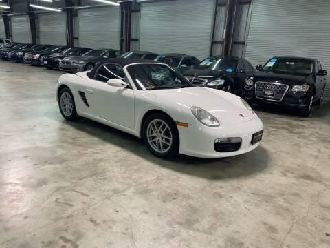 2008 Porsche Boxster for sale at America's Auto Financial in Houston TX