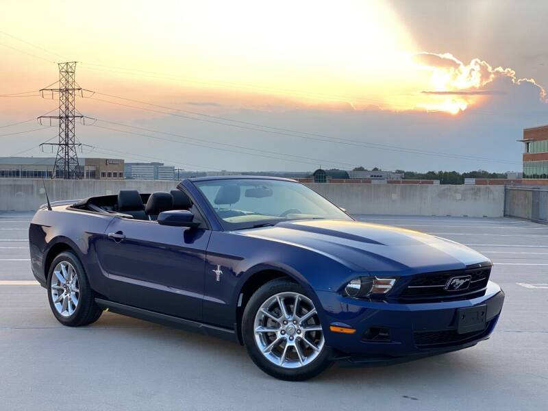 2011 Ford Mustang for sale at Car Match in Temple Hills MD