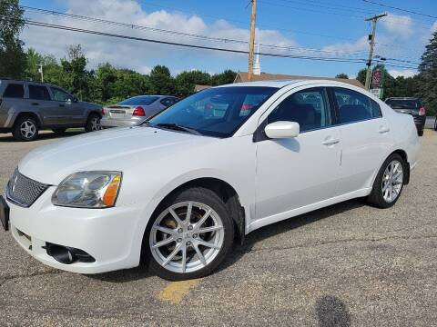 2012 Mitsubishi Galant for sale at J's Auto Exchange in Derry NH