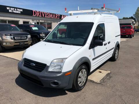 2013 Ford Transit Connect for sale at DriveSmart Auto Sales in West Chester OH