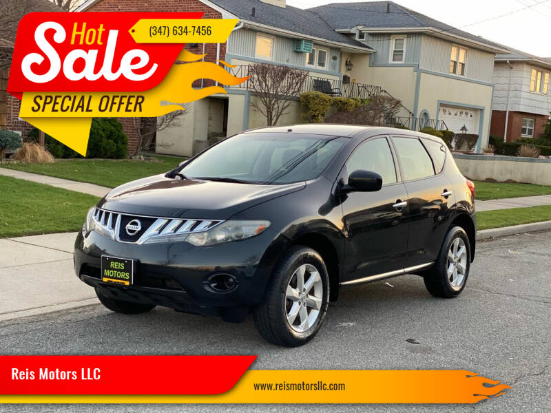 2009 Nissan Murano for sale at Reis Motors LLC in Lawrence NY
