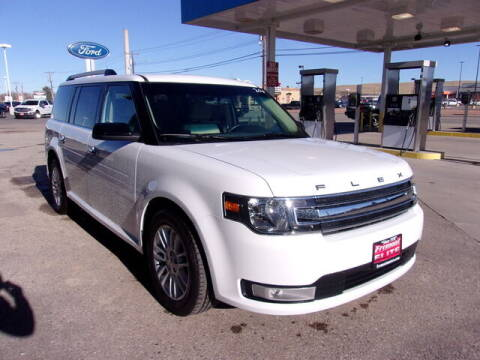 2019 Ford Flex for sale at Rocky Mountain Commercial Trucks in Casper WY