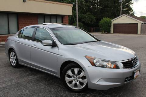 2008 Honda Accord for sale at JZ Auto Sales in Summit IL