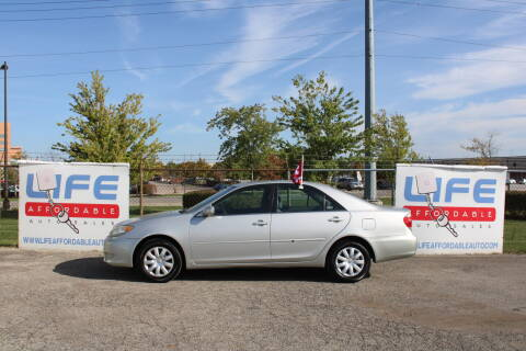 2006 Toyota Camry for sale at LIFE AFFORDABLE AUTO SALES in Columbus OH