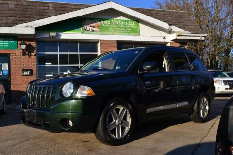 2010 Jeep Compass for sale at RODRIGUEZ MOTORS LLC in Fredericksburg VA
