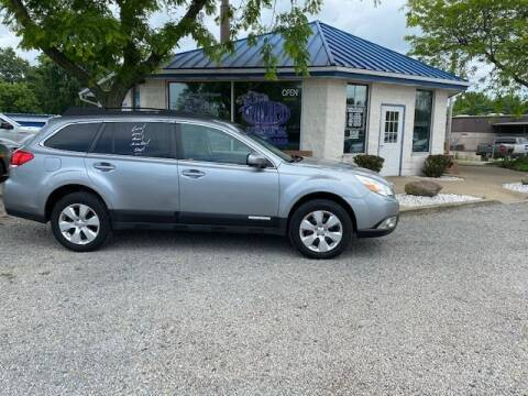 2011 Subaru Outback for sale at Wallers Auto Sales LLC in Dover OH