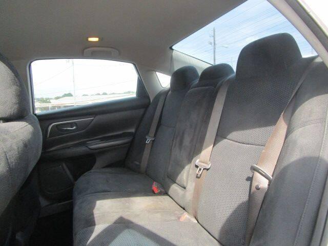 2015 Nissan Altima 2.5 4dr Sedan - Gainesville GA