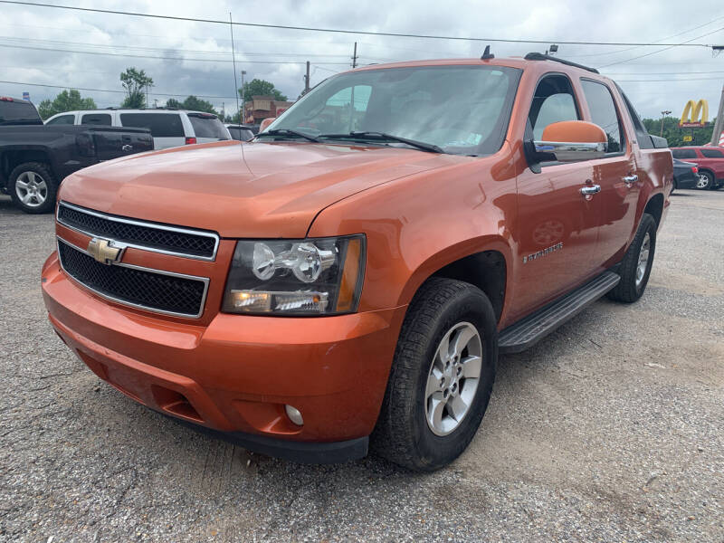 2007 Chevrolet Avalanche for sale at Safeway Auto Sales in Horn Lake MS