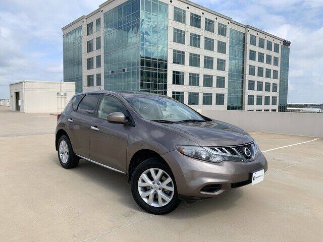 2013 Nissan Murano for sale at SIGNATURE Sales & Consignment in Austin TX