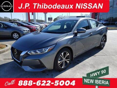 2020 Nissan Sentra for sale at J P Thibodeaux Used Cars in New Iberia LA