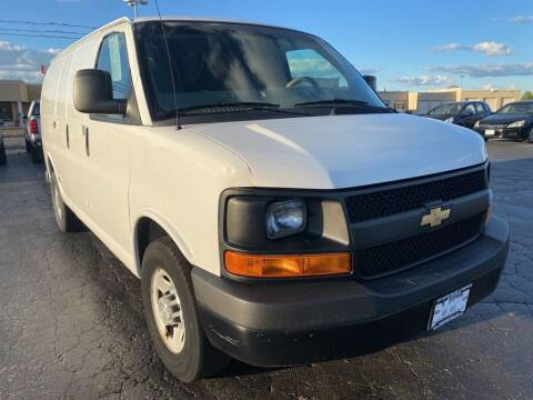 2011 Chevrolet Express Cargo for sale at VIP Auto Sales & Service in Franklin OH