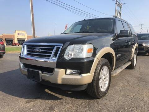 2008 Ford Explorer for sale at Instant Auto Sales in Chillicothe OH