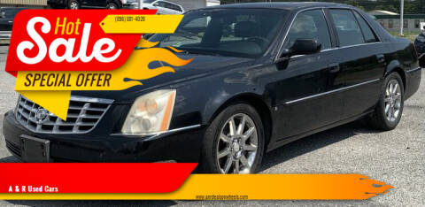 2006 Cadillac DTS for sale at A & R Used Cars in Clayton NJ