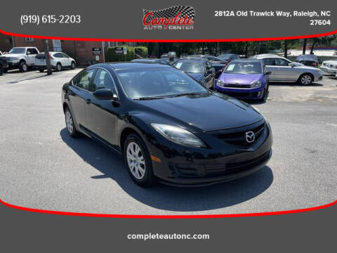 2012 Mazda MAZDA6 for sale at Complete Auto Center , Inc in Raleigh NC