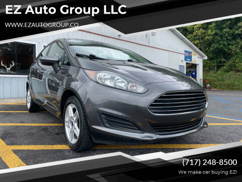 2017 Ford Fiesta for sale at EZ Auto Group LLC in Lewistown PA