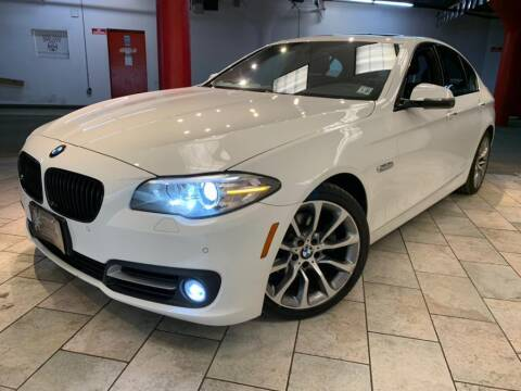 2016 BMW 5 Series for sale at EUROPEAN AUTO EXPO in Lodi NJ